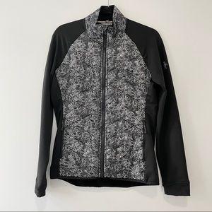 Smartwool Corbet 120 Jacket Floral Print Sz L